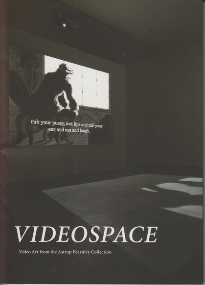VIDEOSPACE-Video Art from the Astrup Fearnley Collection