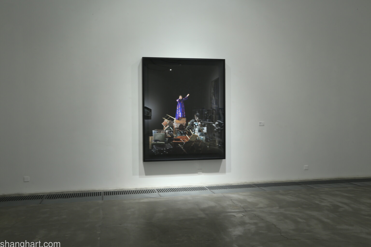 installation view | CHEN Xiaoyun: Fuck the Eulogy