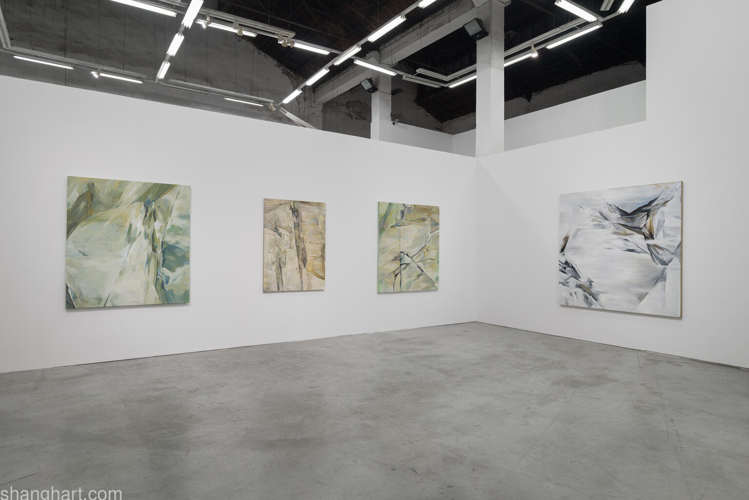 Installation View | Wu Houting